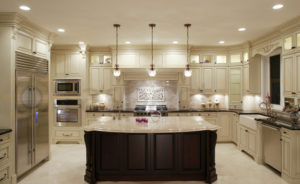 Recessed Lighting And Pendant